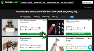 Product Research Tools for Dropshipping