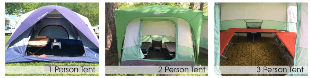 camping products