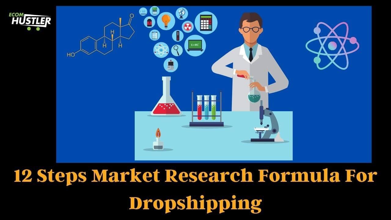 How To Do Market Research For Dropshipping